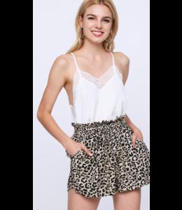 BB Leopard Print Shorts 9024