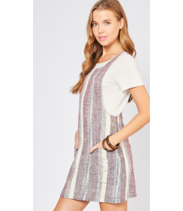 ETO Raegyn Button Dress 12098