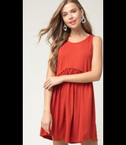 ETO Peplum Dress 4606