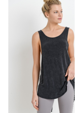 MB Cut it Out Muscle Tank 11096