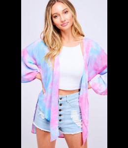 PLC Cotton Candy Kimono 50009265