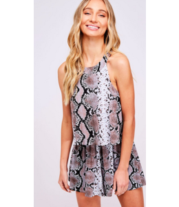 PLC Girl's Night Romper 71885