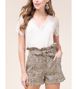 ETO Paperbag Shorts 12528