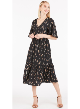 VJ Fall Weather Dress 32901