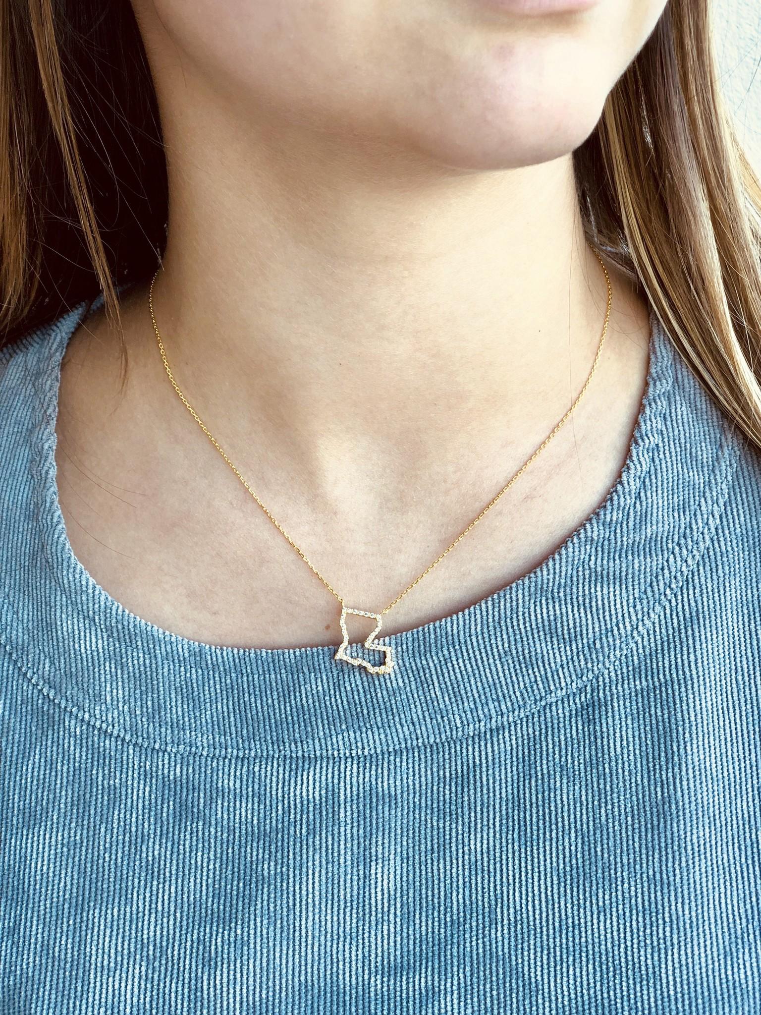 TLG Louisiana Necklace 15167