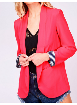 PLC Solid Woven Jacket 50074