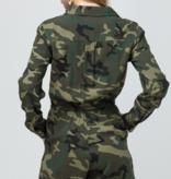 ETO Army Long Sleeve Romper 13079