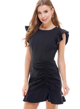 TC Snitched Bottom Dress 1333