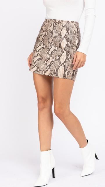 LL Zip Up Skirt 4304