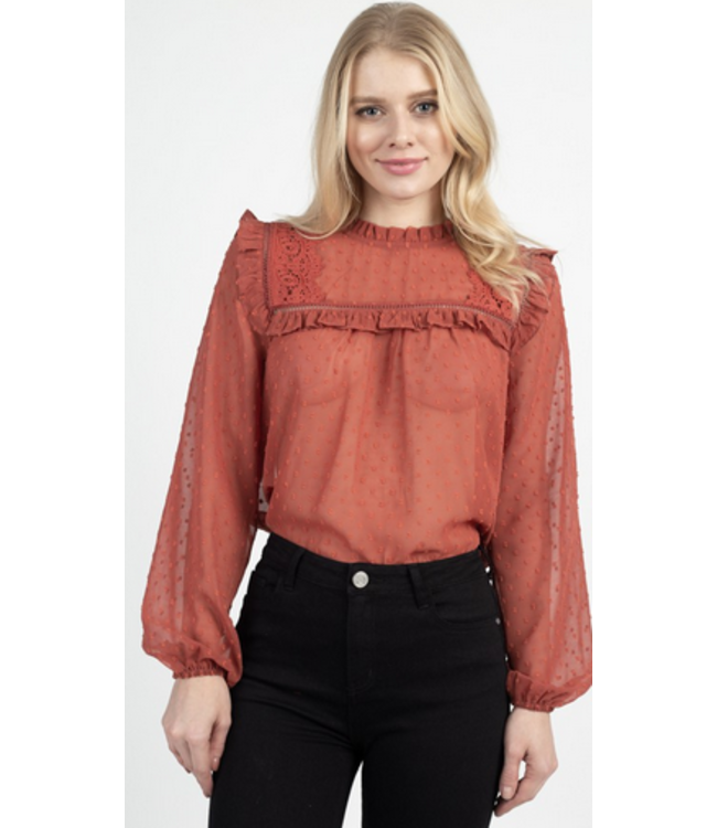SIB Mini Frill Top 53145