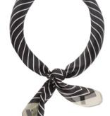 OP Striped Pattern Neckerchief 71224