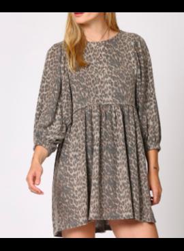 BT Slouch Sleeve Dress 1554