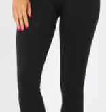 ZA High Waist Tummy Band Leggings 5660