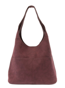 Shoe Shi Jenny Sueded Hobo Bag 8039
