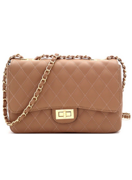 BB Quilted Shoulder Bag 20031