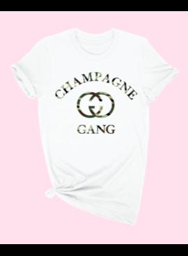 AP Champagne Gang Tee