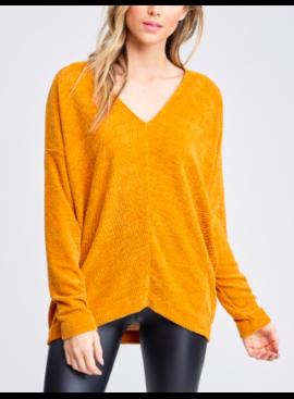 WB Oversized Lightknit Sweater 20609