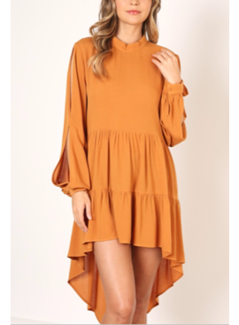 AA Three Layer Long Sleeve Dress 15756
