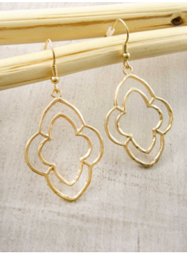 LA3 Detail Earrings 3103