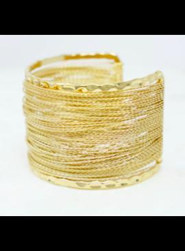 LA3 Wire Cuff