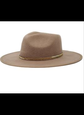 OP Raine Panama Hat 195607 Pecan