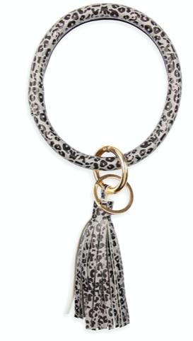 MS Leopard Key Ring 2559