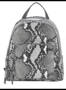 PP Snakeskin Print Fashion Backpack 83820
