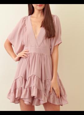 STA Shelby Lou Hem Tiered Dress 2530