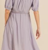 IL Smock Detail Wrap Dress 2395