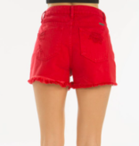 KC High Rise Shorts 7259