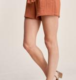 ST Elastic Waist Shorts 42424