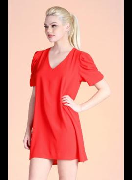 TY Statement Sleeve Dress 5776