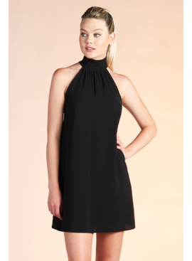 TY Meet You At the Halter Dress 5165