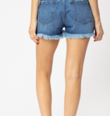 KC Hazel High Rise Shorts 7259
