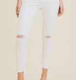JBD High Rise Destroyed Skinny Jeans 284