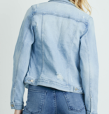 JBD Destroyed Denim Jacket 042