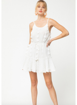ETO Pom Dress 13562