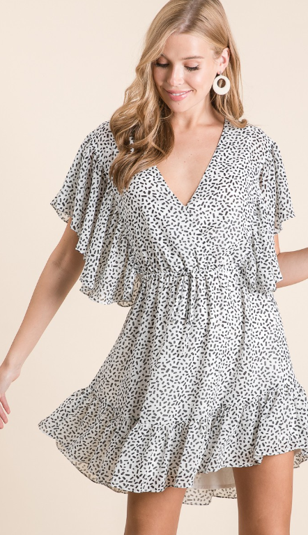 BB Dotty Dress 3463