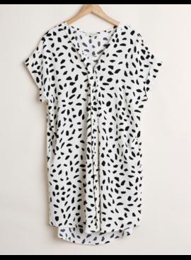UM Dalmatian Dress 5586
