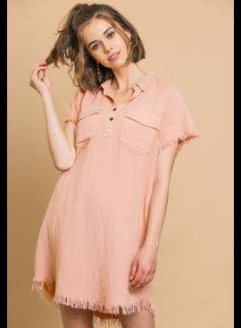 UM Double Pocket Dress 5000
