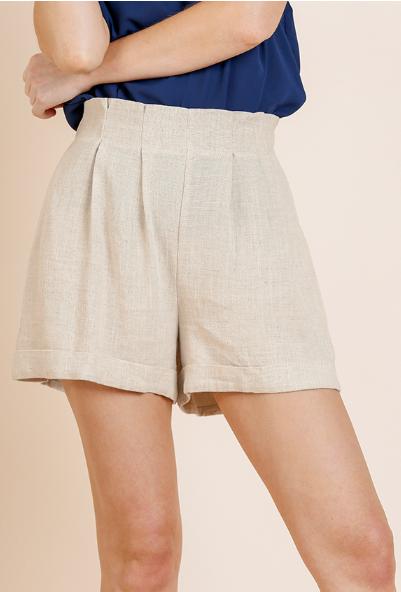 UM Rolled Shorts 6736