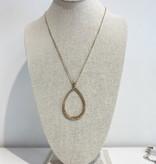 JA Tear Drop Long Chain 2195