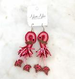 JA Flamingo Earrings