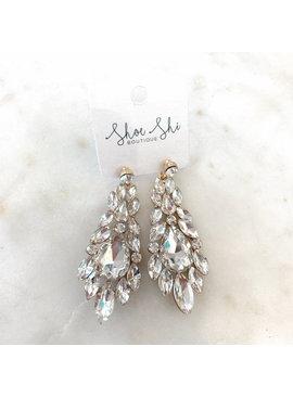 JA A Night in Monte Carlo Diamond Earrings 1281