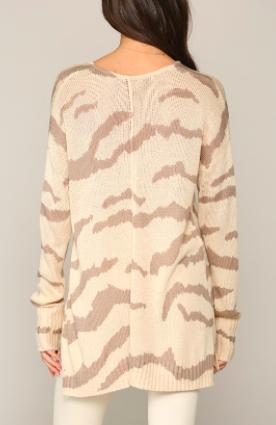 BT Striped Love Sweater 4184