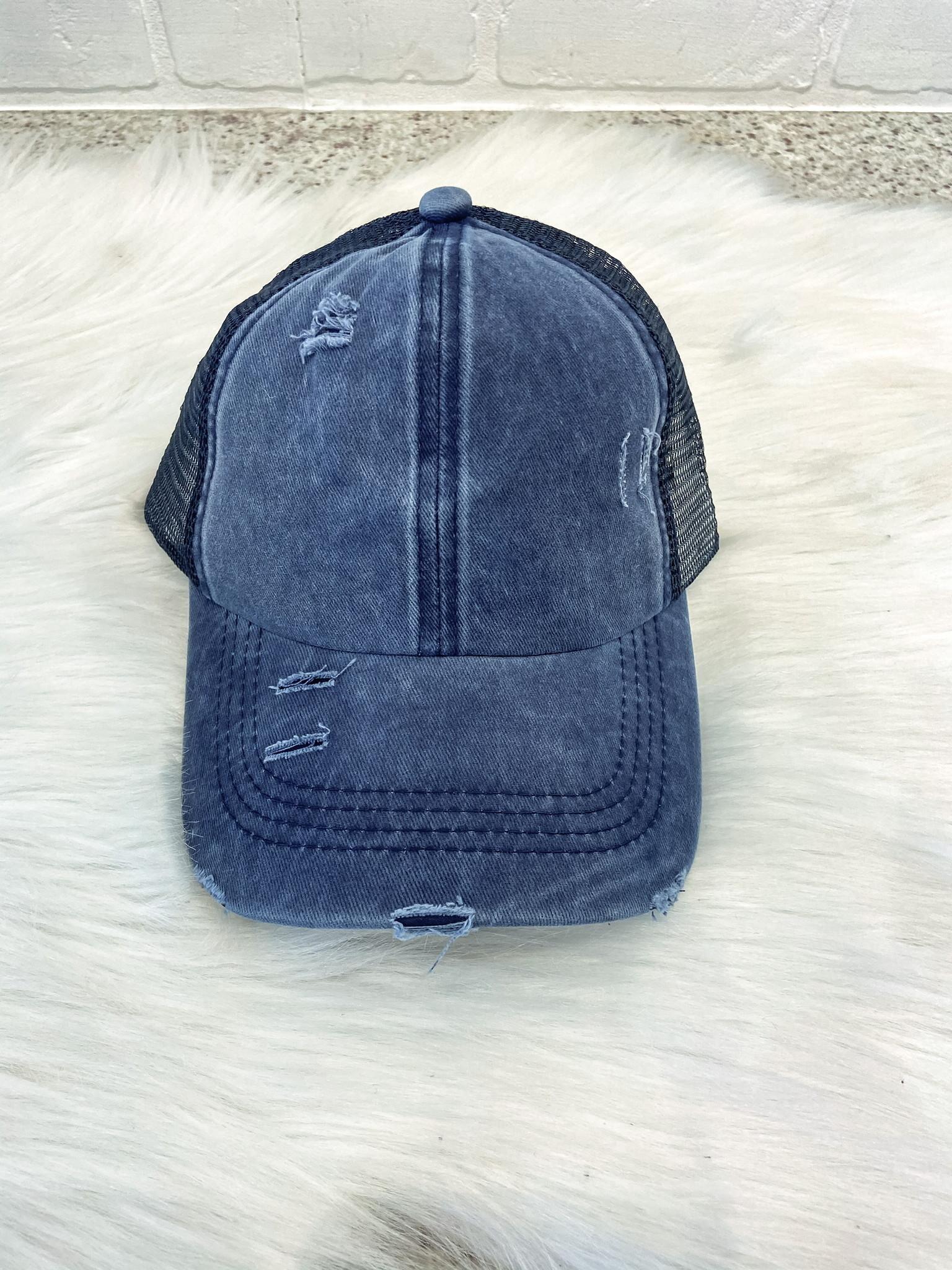 cc High Pony Hat