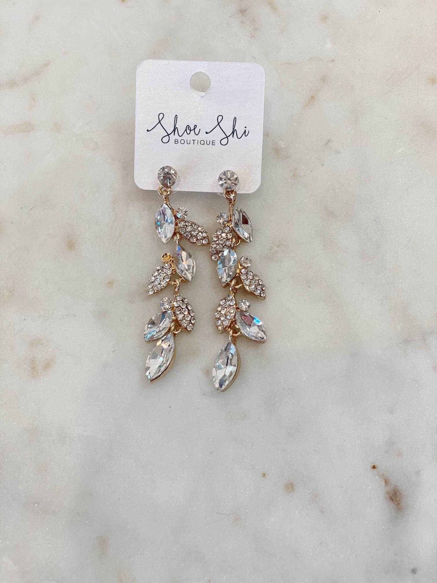 Elegant Drop Earrings 2990