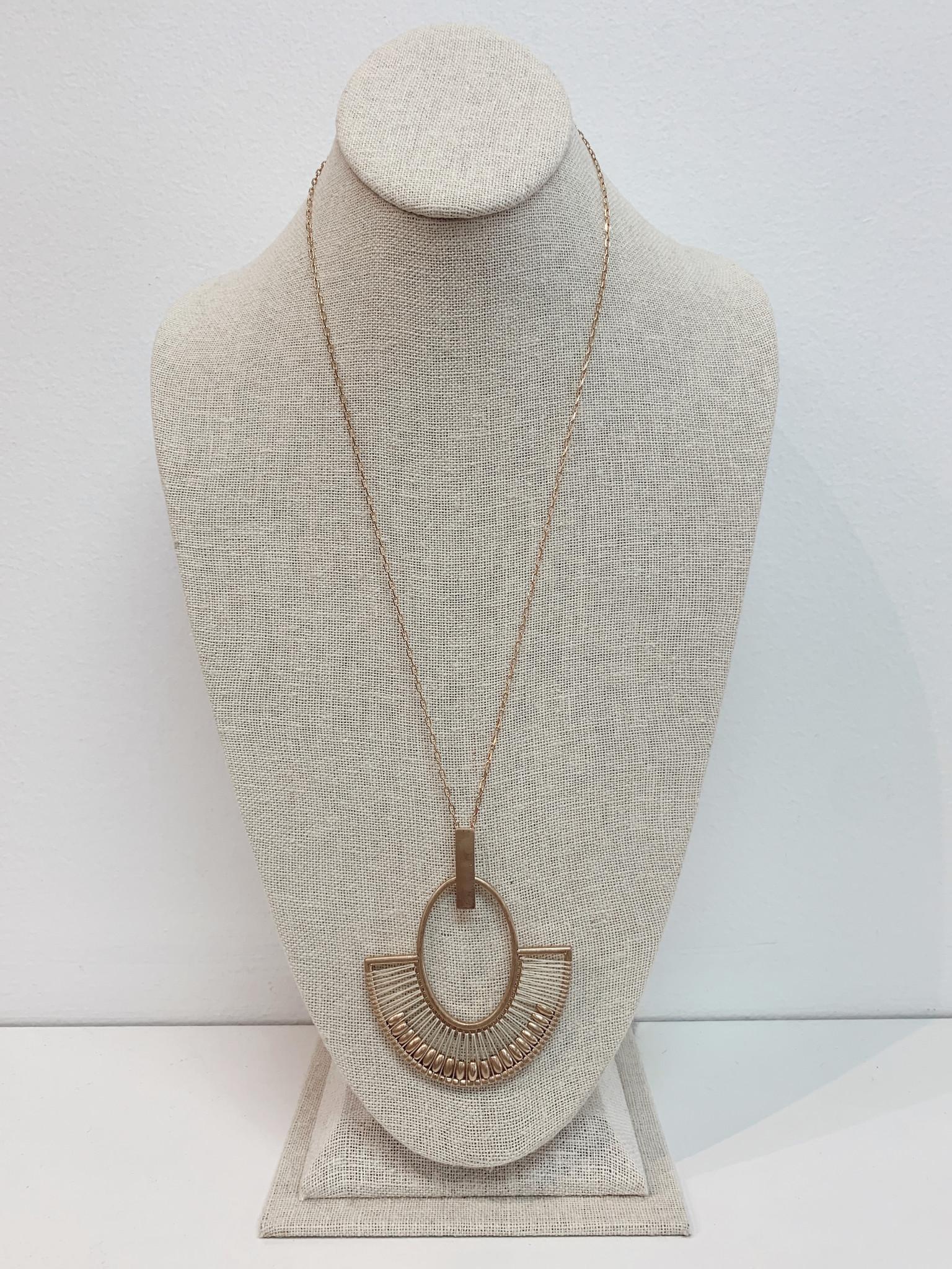 JA Goddess Style Necklace 183156