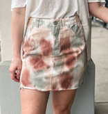 PLC Fresh & Sweet Tie Dye Skirt 26096