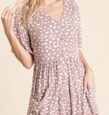 BB Woven Babydoll Dress 3437